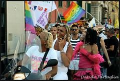 Napoli Pride (ArtPhotoByDTart) Tags: gay canon eos pride napoli trans davide bisex orgoglio manifestazione efs1855 tartaglia 400d plasticotto phdavidetartaglia