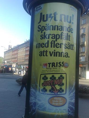 Svenska spel = SS = Schutzstaffel