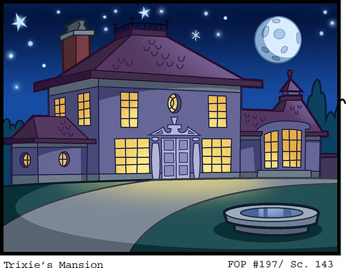 Trixie's Mansion