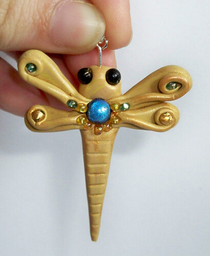 Dragonfly Pendant 01