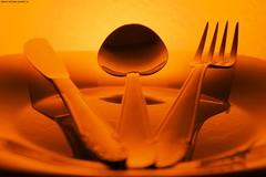 Ready to Eat? (thebigTopHat) Tags: luz hat de luces big top comida el gran sombrero comer plato sombras copa reflejos tenedor cuchillo cubiertos cuchara elvisdea thebigtophat