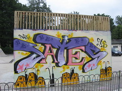 JATES (Brighton Rocks) Tags: graffiti brighton level cts bfg the jates jate jater