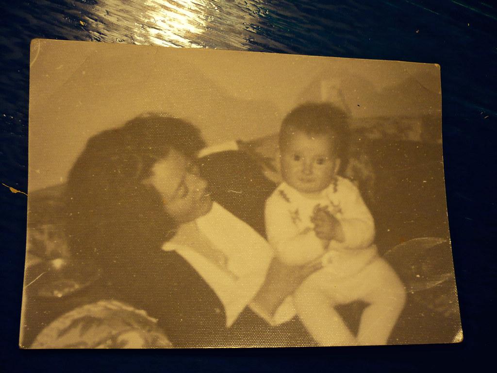 Mamá Tole y Adiya..