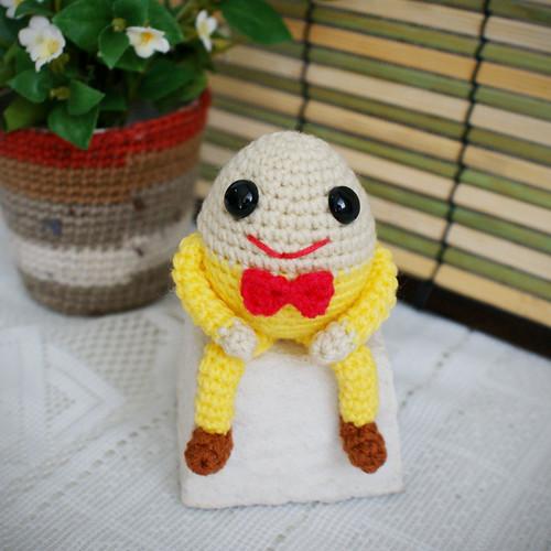 Crochet Dumpty Humpty Pattern Free Patterns For Crochet