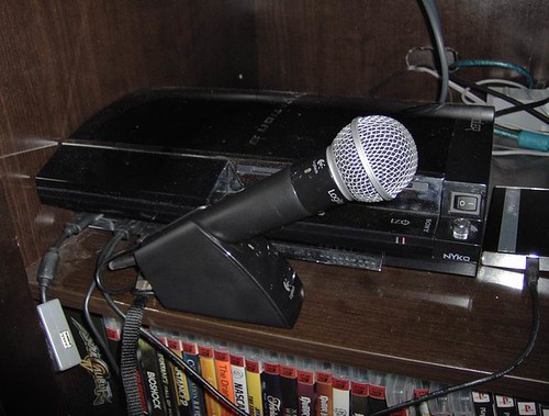 Microphone on Receiver