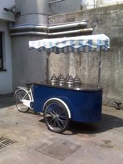 ICECREAM CART (luc_cst) Tags: gelato kiosk eis parmalat icecreamcart chiosco carrettogelati cefia gelatocart