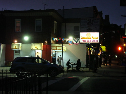 Windsor Terrace Cheesesteak Factory