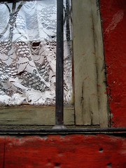 old lace (msdonnalee) Tags: window wall mexico ventana pared lace fenster  explore finestra sanmigueldeallende mexique janela windowframe fenetre mexiko venster  windowcorner oldlacecurtain  oldadobewall donnacleveland photosfromsanmigueldeallendemexico oldwoodwindowframe photosbydonnacleveland