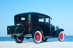 "1930 Model ""A"" Ford - Deluxe Fordor ..."