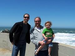Ross, Tom and Tai