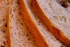 White bread - Bread making machines