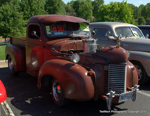 1941 Dodge Rat Rod Truck