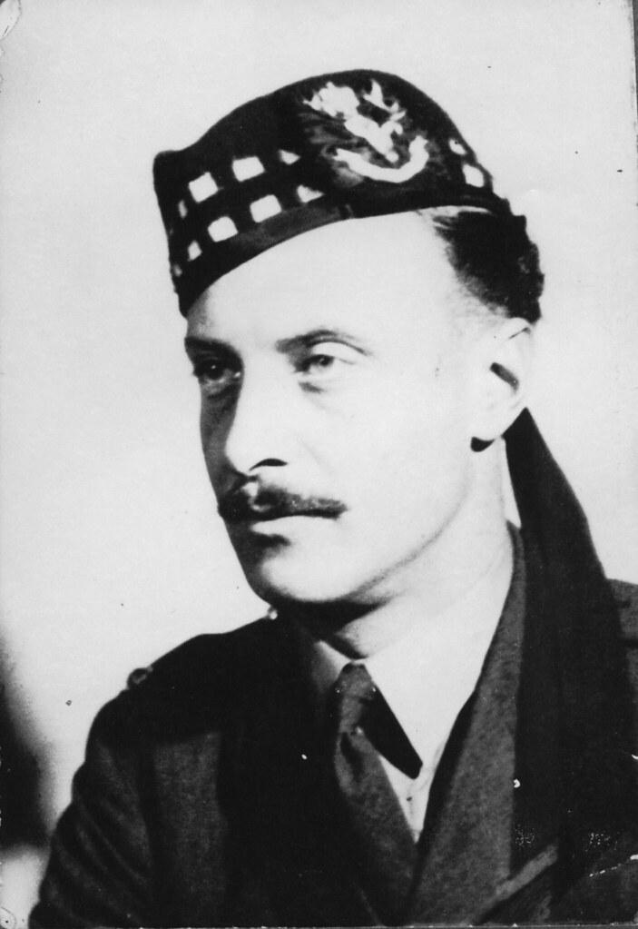 William Swanston, 1940