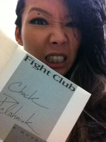 Fight Club 1st edition with signature!!!