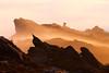 Ramshaw Rocks, temperature inversion (Graham Dunn Photography) Tags: uk greatbritain winter sunset england english landscape unitedkingdom dramatic gb cloudinversion december2008
