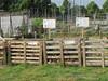 Maggio, distribuzione compost