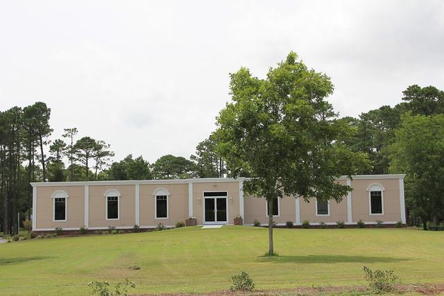 Modular Church Building
