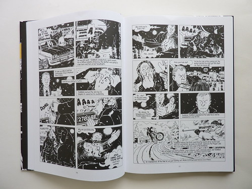 Like a Sniper Lining Up His Shot by Jacques Tardi & Jean-Patrick Manchette - pages