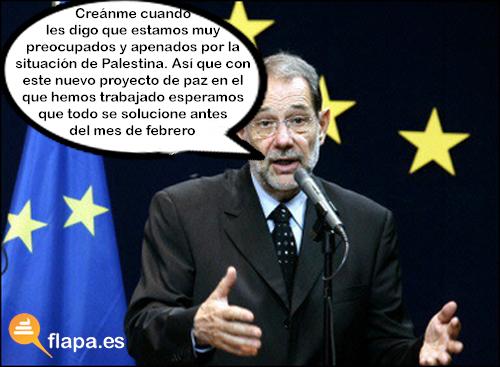 solución de paz Israel y Palestina