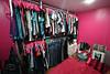 Bea's Closet (Guav) Tags: pink ikea loft closet condo newhome apartmenttherapy colortherapy apartmenttherapynewyork apartmenttherapyny ikeastolmen stolmen