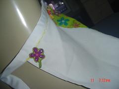 DSC04788 (cantinhodahakathi.blogspot.com/) Tags: flores artesanato fuxico escola patchwork avental cozinha molde costura appliqu patchcolagem panodecopa cantinhodahakathi hakathi
