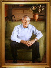 George W. Bush, Forty-third President (2001–2009)