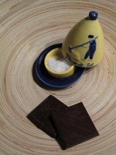 Lindt, Chocolat + Fleur de Sel