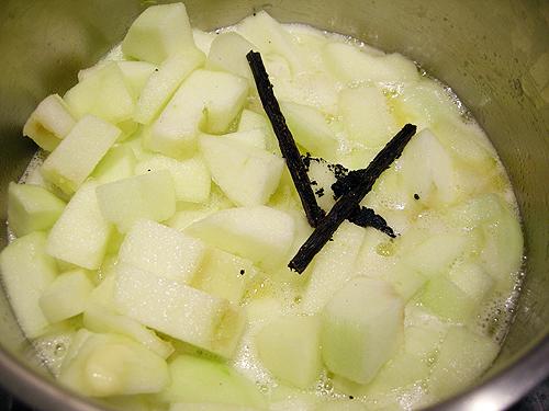 烤蘋果奶酥 (Crumble)-090120