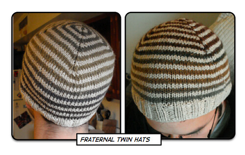 2 hats, 2 days