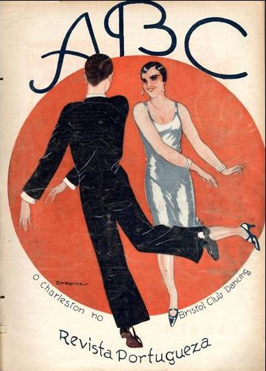 ABC, No. 342, Emmérico Nunes, February 3 1927