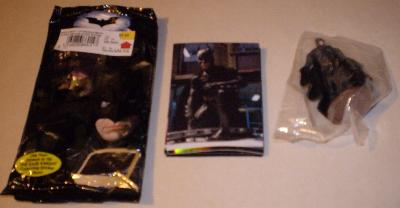 Dark Collectible Stickers and Figurine #2