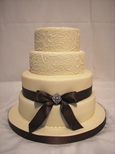 Wedding cake inspiration photo 3