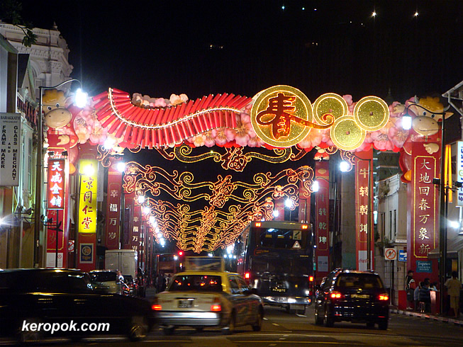 CNY 2009 Singapore