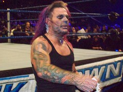 Jeff Hardy After His Win