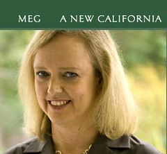 Meg Whitman for Governor of California
