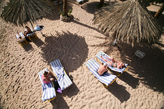 Sharm El Sheikh. Naama Bay. (WomEOS) Tags: holiday beach egypt sharmelsheikh peoples 2009 naamabay sharmelshaikh  hiltonfayrouz hiltondreams