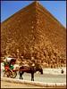 Park & go (_madmarx_) Tags: africa color colour azul architecture canon eos rebel arquitectura colours desert egypt arena cairo area pyramids desierto egipto pedra giza ramses pirámide keops pirámides xsi piedra kefren micerino aplusphoto colourartaward flickrestrellas quarzospecial madmarx