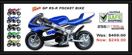 Grand Prix RS-R Pocket Bike