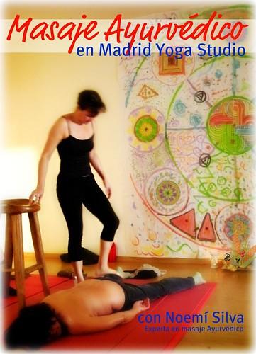 masaje ayurveda madrid 2