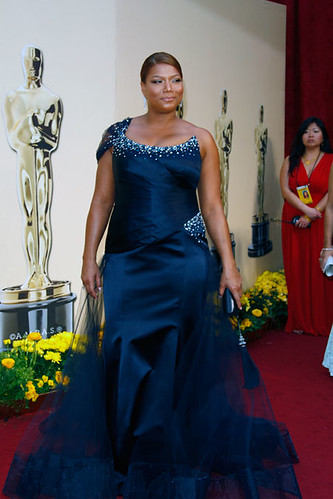 2009 Oscars: Queen Latifah