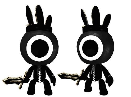 Disfraz de Patapon para LittleBigPlanet [Noticia]