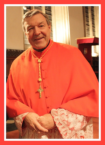 His Eminence George Cardinal Pell