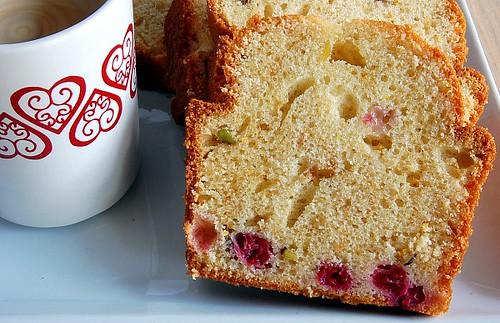 Un cake sul divano