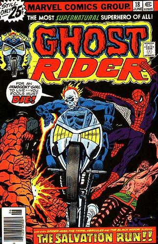 Ghost Rider #018, 1976