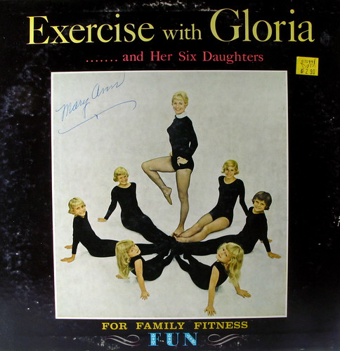 Exercise with Gloria