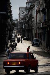 Calles de la Habana (Cesar Poblete S.) Tags: cuba vacaciones calles lahabana