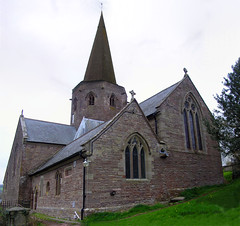 St Nicholas (darkcell) Tags: wales churches grosmont