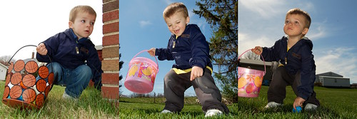 Easter Egg Hunting (Harrison)
