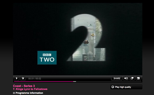 BBC iplayer coast ident