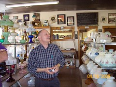 Yoder Hardware, Rod Fry, proprietor. Photo by Jeanne Cole.